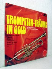 Trompeten-traume in gold -
