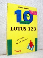 10 minute, Lotus 1-2-3 - Peter Aitken