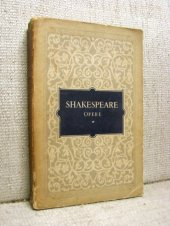 Opere, Vol. I de William Shakespeare - William Shakespeare