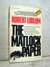 The Matlock Paper (Panther Books, 1973) - Robert Ludlum