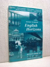 English Horizons - Activity Book 12 - Rada Balan