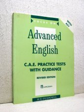 Advanced English - C.A.E. Practice Tests with Guidance - Sue Kay