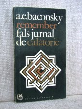 Fals jurnal de calatorie, Vol. II - A.E. Baconsky