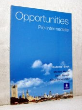 Opportunities, Pre-intermediate - Michael Harris